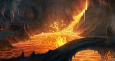 Lava Cave | Screenshots, Artworks & Wallpaper