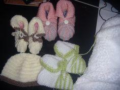 creation tricot bébé isafleur