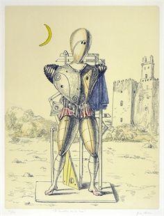 The Independent Fantastic Artists: Giorgio de Chirico