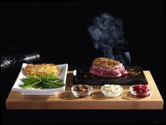 SteakStone, Had this in Spain. Fun, delicious way to cook steak. Looking to find US vendor