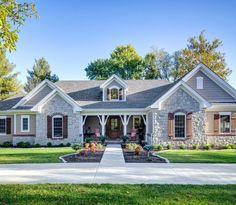 Best Gaf Timberline American Harvest Cedar Falls Roof Home 640 x 480