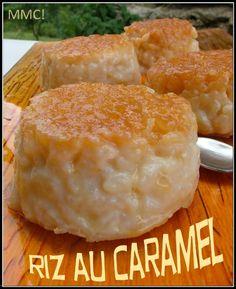 Riz au caramel - Miamm...maman cuisine ©