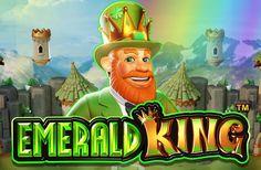 Demo Slot Pragmatic Emerald King Jackpot 20.000 Kali Kelipatan Boskuh Slot, Emerald, King, Emeralds, Gems