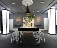 Maison Lancôme, Madrid