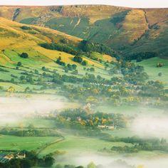 "Daniel Casson on Instagram: ""Typical autumn morning in the Peak District // #vscofilm"""