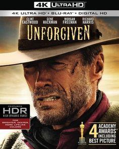 Unforgiven [Includes Digital Copy] [UltraViolet] [4K Ultra HD Blu-ray] 1992