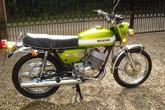 Bike of the Day: 1971 Suzuki T350