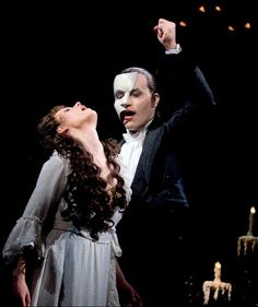"Sierra Boggess as Christine - GREAT PERFORMANCES ""The Phantom of the Opera at Royal Albert Hall"" Credit: Courtesy of Alastair Muir"