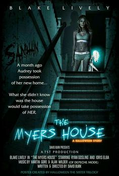 The Myers house - Poster Good Movies On Netflix, New Movies, Movies To Watch, Movies Online, Movie Shots, I Movie, Movie List, Halloween Stories, Newest Horror Movies