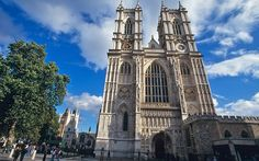 10: Westminster Abbey, UK  Picture: ALAMY