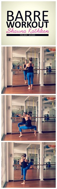 Total body barre workout that you can do at home! Total body barre workout that you can do at home! Ballet Barre Workout, Pilates Barre, Pilates Workout, Barre Body, Barre Workouts, Cardio, Yoga, Fitbit, Wellness Fitness