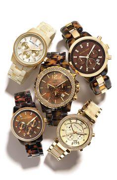 Michael Kors 'Jet Set' Bracelet Watch | Nordstrom