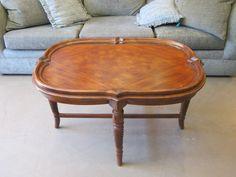 Hekman coffee table.