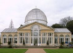 The Great Conservatory at Syon House - Syon House, historically also Zion House with its 200-acre park, is in west London, England. It belongs to the Duke of Northumberland and is now his family's London residence. It opened in 1415.