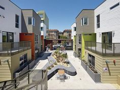 2013 RADA / Affordable Housing / Merit Award: Fillmore Park, San Francisco / David Baker  Partners
