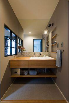 Pin on インテリア Asian Bathroom, Bathroom Images, Japan House Design, Modern Toilet, Cheap Bathrooms, Toilet Design, Bathroom Toilets, Home Pictures, Cabinet Design