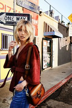 """Blues Revival"" Hana Jirickova for Telegraph Magazine S/S 2015"