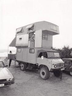 "Unimog Camper ~ Miks' Pics ""Unimog 4x4 by Mercedes Benz"" board @ http://www.pinterest.com/msmgish/unimog-4x4-by-mercedes-benz/"