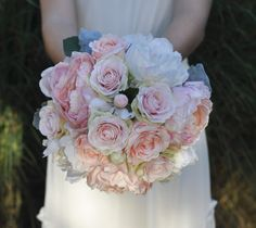 Faux  wedding bouquets  from Holly's Flower Shoppe shipping worldwide  from Etsy. Or visit our website  www.hollysweddingflowers.com
