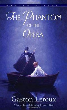 Review of Gaston Leroux's novel The Phantom of the Opera
