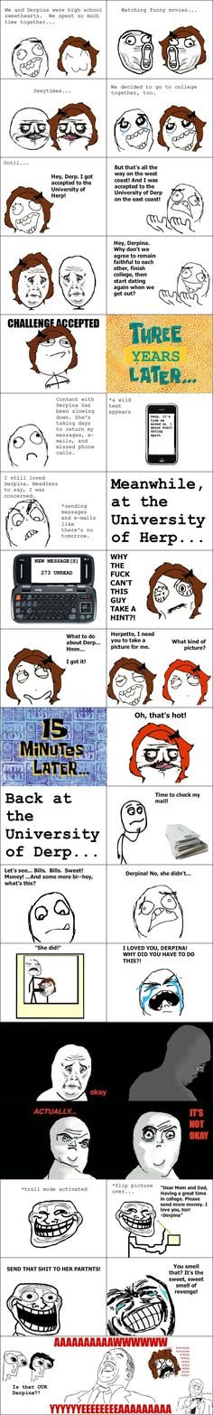 Rage Comics: Rage Comic #8813