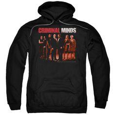CRIMINAL MINDS/THE CREW