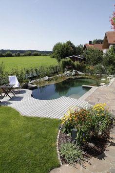 ideen für den eigenen pool im garten * garteninspirationen * pool, Garten und erstellen