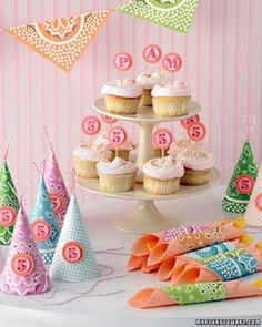 """See the """"Bandanna Birthday Party"""" in our Indoor Party Themes gallery"""