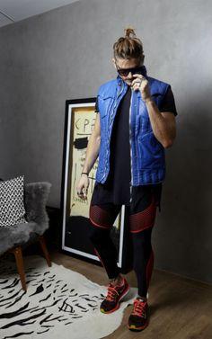 Moda de academia - roupa de treino