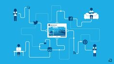 The British Council approached us to create an infographics piece to be used as part of the launch of their brand new social media strategy pack, which would be introduced to their 9,000+ team members worldwide.  Having a script skillfully crafted by the British Council as the starting point, we conceptualized, directed, designed and animated this playful and friendly motion design piece packed with a bunch of situations, messages and characters interacting with typography to reflect the ...