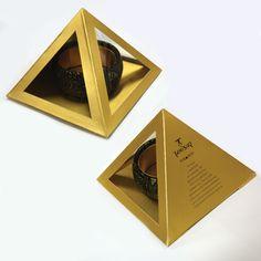 triangular packaging
