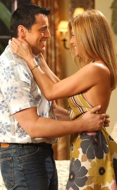 4. Rachel and Joey: We Ranked All the Friends Couples, and No. 1 May Shock You...