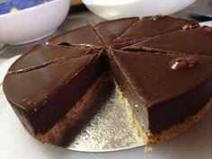 簡単 焼かない生チョコケーキ *の画像