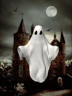 Первому, картинки анимации призраки