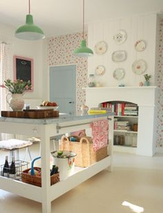 bright, airy and sweet