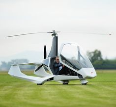 A new gyroplane is among the elite of the new era of gyroplanes. Based on the experience in the operation of gyroplanes the company...