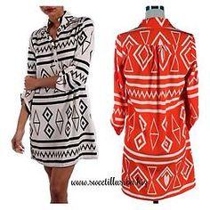 #boutique #fashion #trendy #style #ootd #onlineshopping #swag #mystyle #mylook #shirt #tribal #tunic #www.sweetillusion.biz #blackandwhite #shirtdress #trendy #fashiondiaries #fashionstory #mylookbook