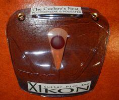 Blister KON El Nido Del CUCO 'Púa de Guitarra' The Cuckoo's Nest - Guitar Pick By eXiMienTa