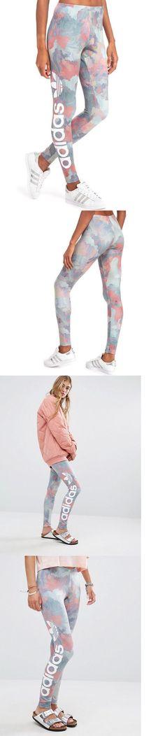 1240fb577a802 Pants 59280: 2016Adidas Originals Pastel Camo Leggings Br6599 Sz Xs-M Gym  Pants Floral