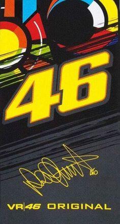 Valentino Rossi- #VR46