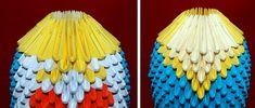 19 3D Origami Matryoshka