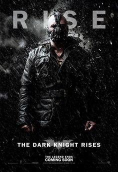 Bane - The Dark Knight Rises