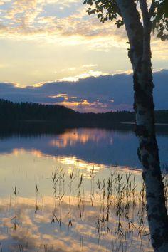 digimikko-uploads:  Peaceful @ Möhkö, Ilomantsi, Finland by digimikko