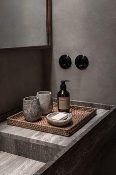 Bathroom Styling, Bathroom Interior Design, Interior Decorating, Interior Livingroom, Interior Paint, Kitchen Interior, Kitchen Decor, Bathroom Inspiration, Interior Inspiration