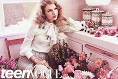 Taylor Swift, Teen Vogue photo shoot