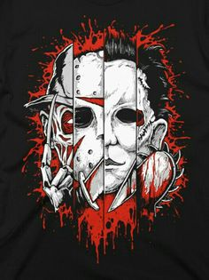 Freddy,Jason,Michael,Tom.                                                       …