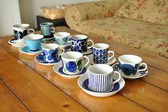 北欧の青い食器達 | 北欧ブログ~人気北欧ショップが選ぶ、北欧雑貨・北欧食器・北欧家具 - カラメル