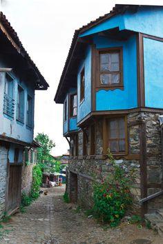 Historical village-6 (Cumalikizik-Bursa-TR) by ihsan efeoglu