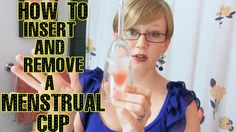 MENSTRUAL CUPS ~ How