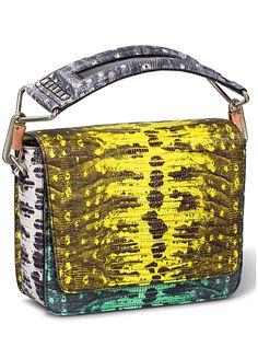 Top handle bag Kenzo 2013